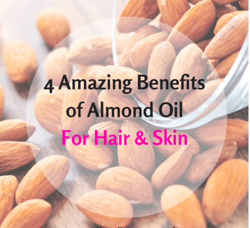 Amazing Effects Of Almond Oil