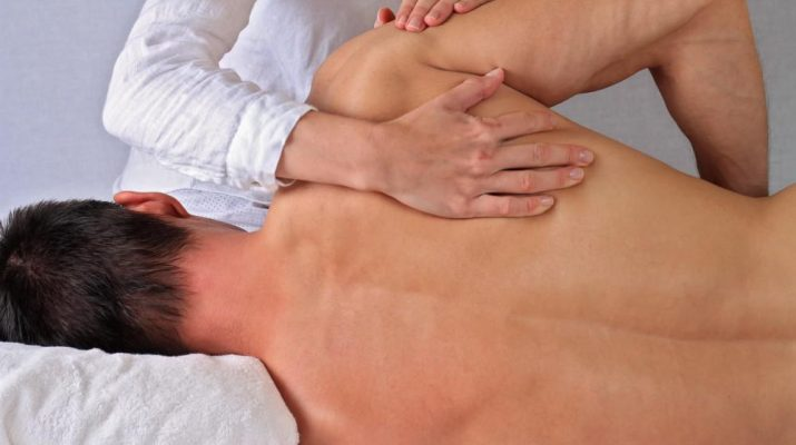 Arthritis Pain With Massaging