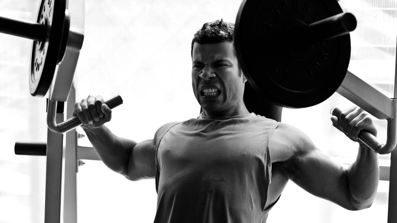 HIIT the Gym Hard