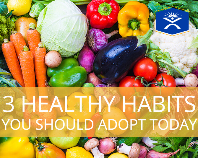 Healthy Eating Habits You Should Adopt