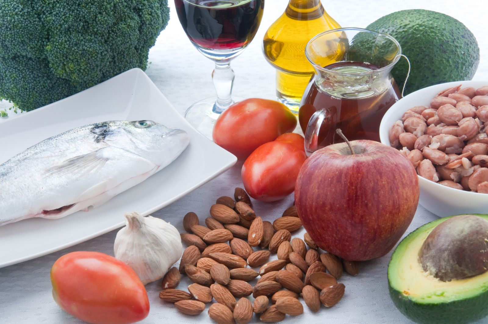 Lower Your Cholesterol With Food For A Healthy Heart