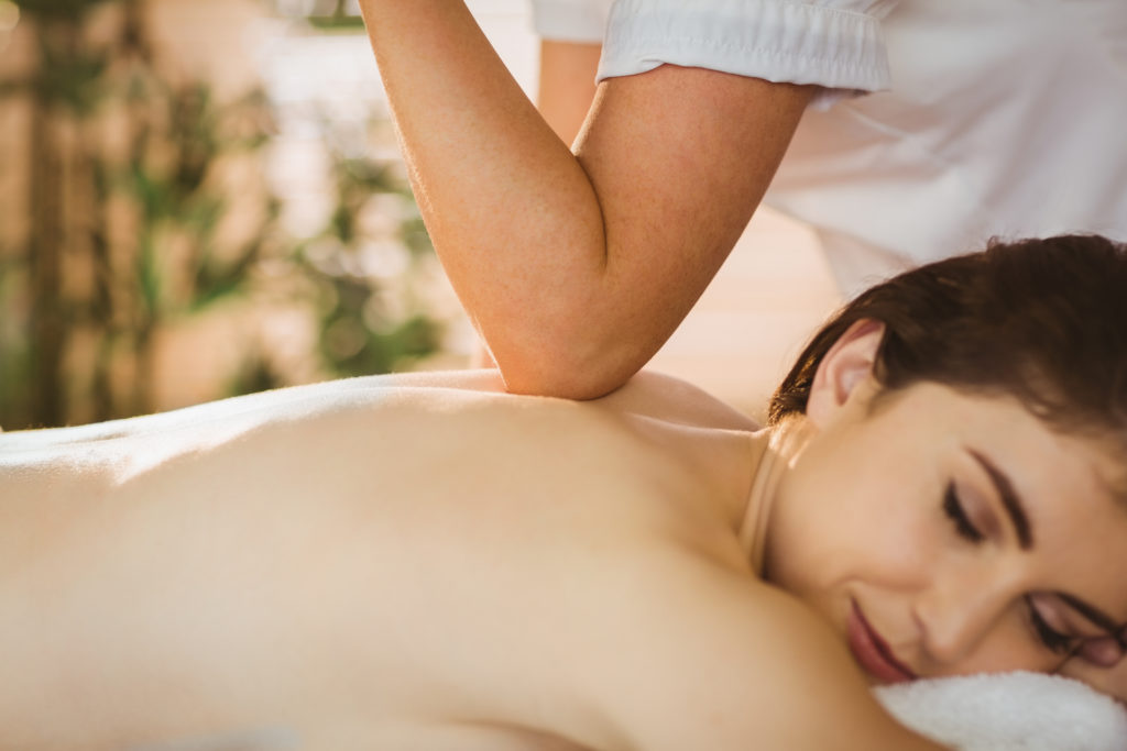 Massage Therapy Are Motivated To Move To SV Massage