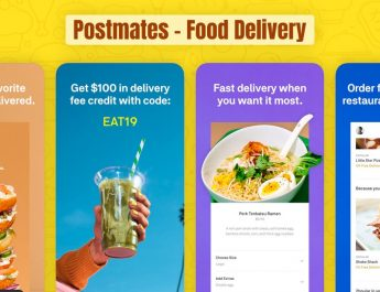 Postmates-Food-Delivery