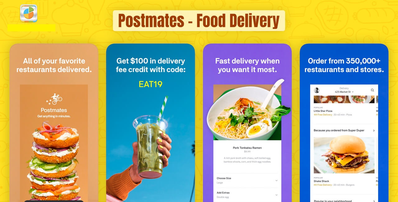 Postmates-Food-Delivery