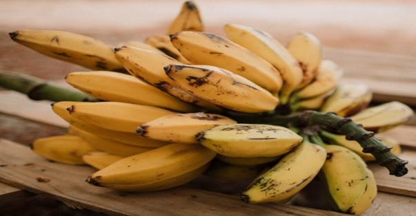 Banana and coconut milk