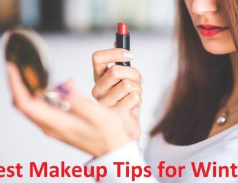 Doing Makeup During Winters