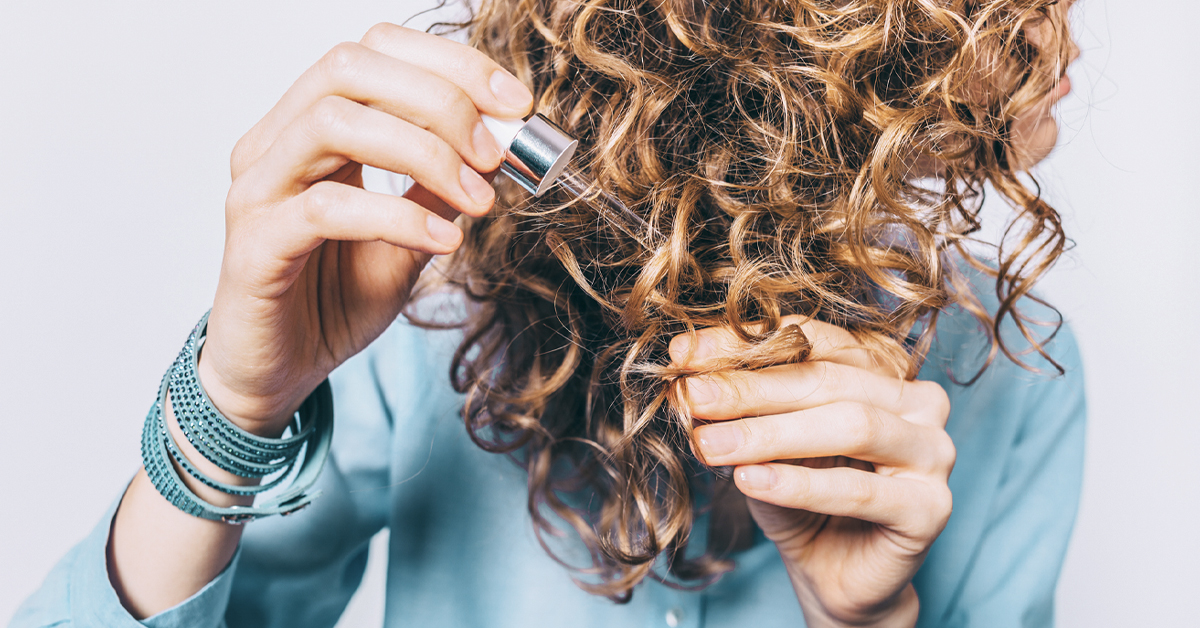 Home Remedies To Get Rid Of Frizzy Hair Naturally