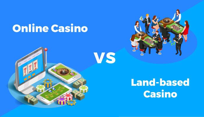 Online Casinos Better Than Land-Based