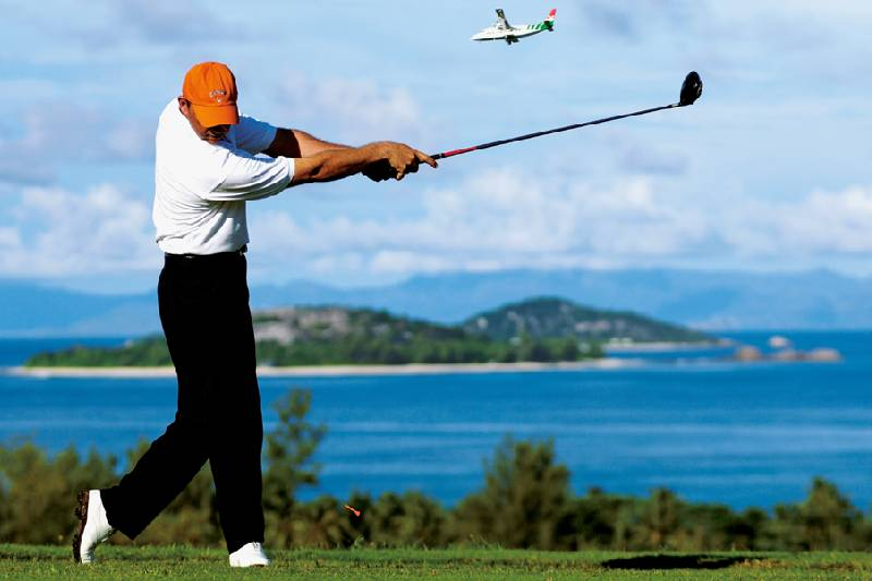 Playing Golf Can Benefit Your Health