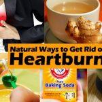 Getting Rid Of Heartburn Naturally