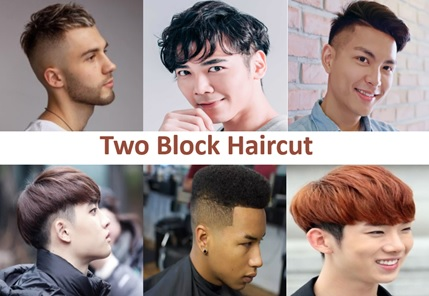 Types of Two Block Haircut