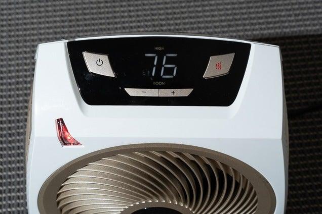 Smart Space Heaters